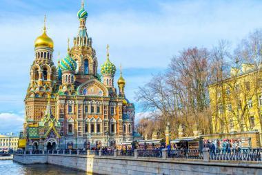 Cần Thơ - HCM - Matxcova - St.Peterburg 8 Ngày Bay Aeroflot