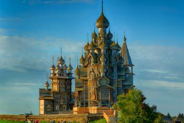 Nha Trang - HCM - Matxcova - St.Peterburg 8 Ngày Bay Aeroflot