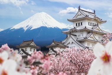 Thanh Hóa - Hà Nội - Nagoya - Osaka - Kyoto - Toyohashi - Kawaguchi - Tokyo - Tổng hợp 6N5Đ Bay VNA