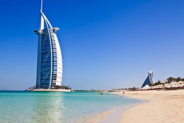 HCM - Dubai 5N Bay Thẳng Emirates Airlines 5* + Tặng Vé Vườn Hoa