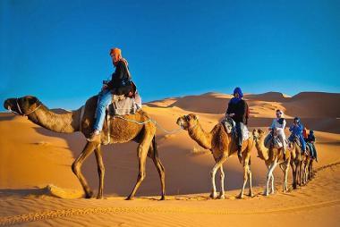 Đà Nẵng - Dubai - AbuDhabi - Sa Mạc Safari 6N Bay EK