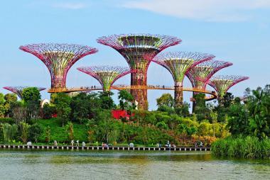 Đà Nẵng - Hà Nội - Singapore - Batam 4N3Đ Bay Vietjet Air