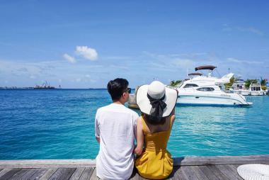 Cần Thơ - HCM - Thiên Đường Nghỉ Dưỡng Maldives 5N4Đ - Bay Singapore Airlines