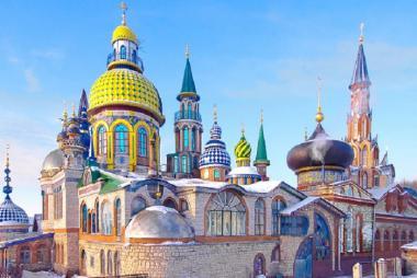 Cần Thơ - HCM - Moscow - Saint Peterburg 8N Bay Aeroflot