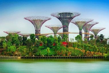 Buôn Ma Thuột - HCM - Singapore - Malaysia 5N4Đ Bay VJ