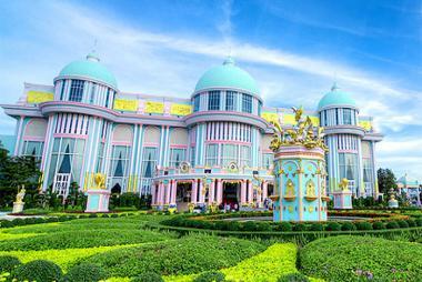 Buôn Ma Thuột - HCM - Bangkok - Pattaya 5N4Đ Bay Nok Air
