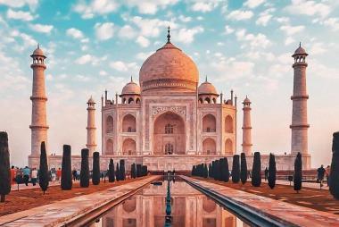 Đà Lạt - HCM - Ấn Độ - Nepal 10N9Đ, VMB + KS 3,4*