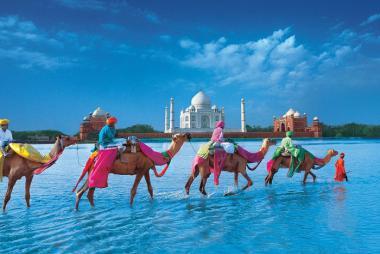 Đà Lạt - HCM - Ấn Độ - Delhi - Agra - Jaipur 5N4Đ, Bay Vietjet Air + KS 5*