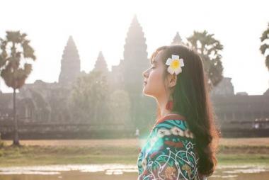 Đà Lạt - HCM - Siem Reap - Phnompenh 4N3Đ, Xe Ô tô + KS 3, 4*