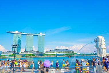 Thanh Hóa - Hà Nội - Singapore - Batam 4N3Đ, KS 3,4* - Bay Vietjet Air