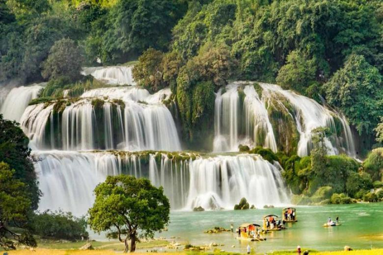 Hà Nội - Hồ Ba Bể - thác Bản Giốc - động Ngườm Ngao - suối Lê Nin 3 Ngày