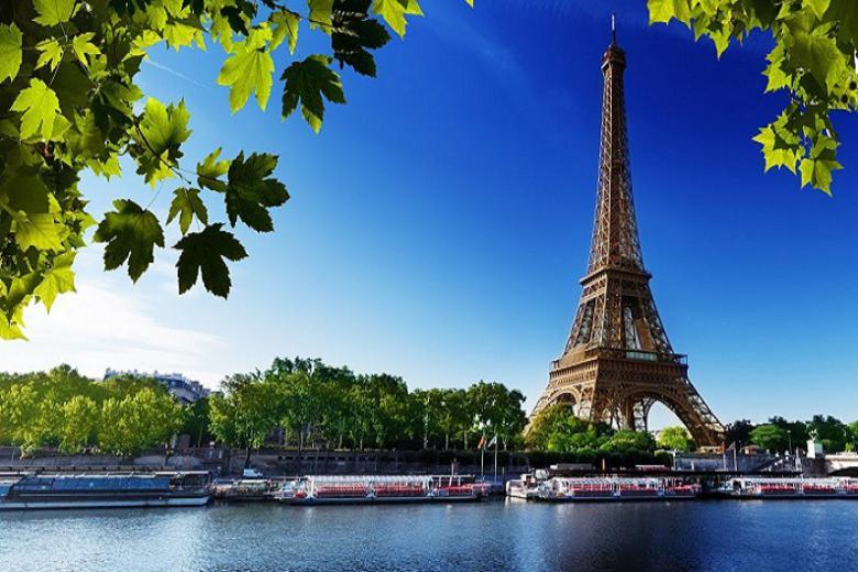 Đà Nẵng - Pháp - Bỉ - Đức - Hà Lan 7N6Đ - Bay Qatar Airways 5*