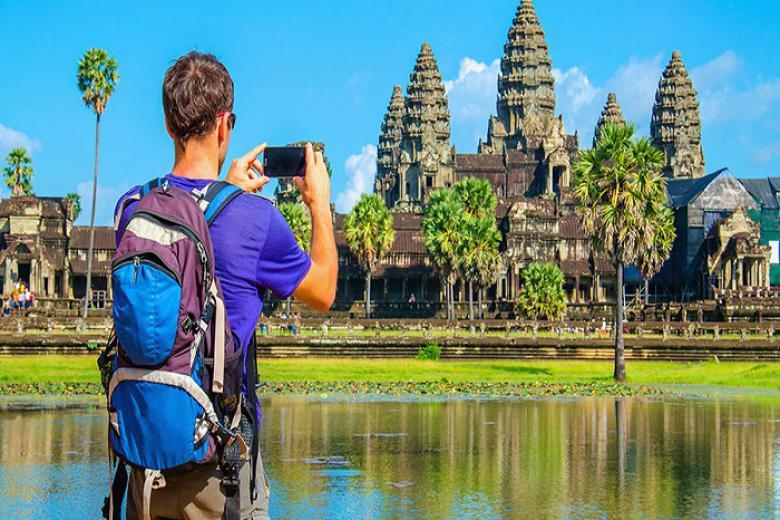 Nha Trang - HCM - Siem Reap - Phnompenh 4N3Đ, Xe Ô tô + KS 3, 4*