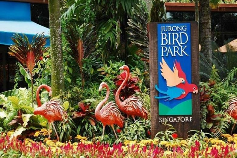 Buôn Ma Thuột - HCM - Singapore - Vườn Chim Jurong - Garden By The Bay 3N2Đ + Bay Vietjet Air