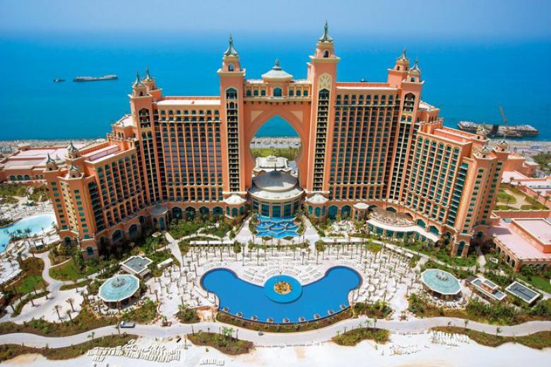 HCM - Dubai - Abu Dhabi 4 Ngày