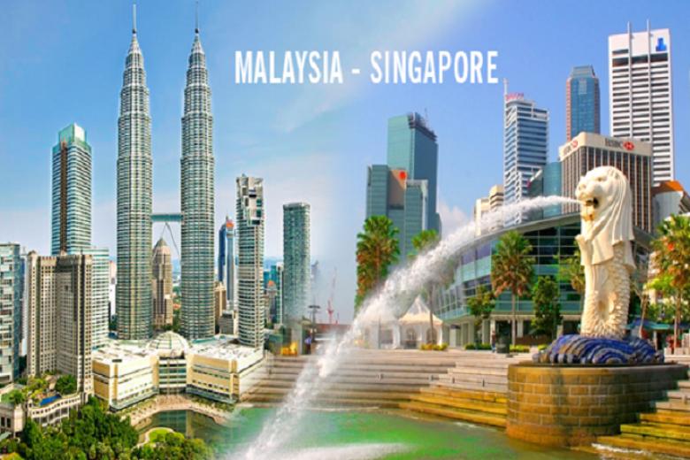 Quy Nhơn - HCM - Singapore - Malaysia 4N3Đ Bay Scoot Air