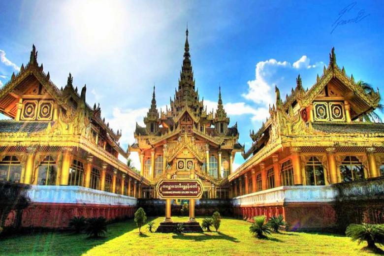 Đà Lạt - HCM - Myanmar 4N3Đ
