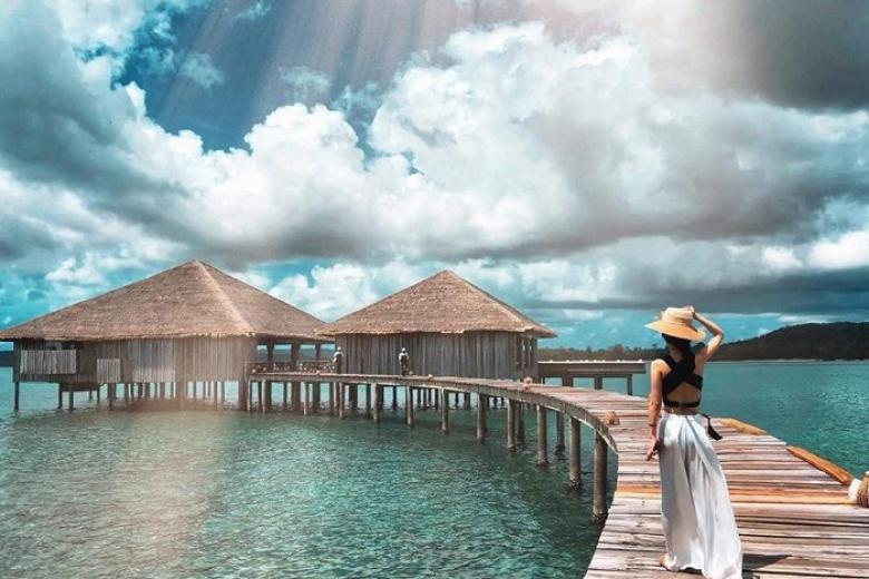 Đà Lạt - HCM - Thiên Đường Nghỉ Dưỡng Maldives 5N4Đ - Bay Singapore Airlines