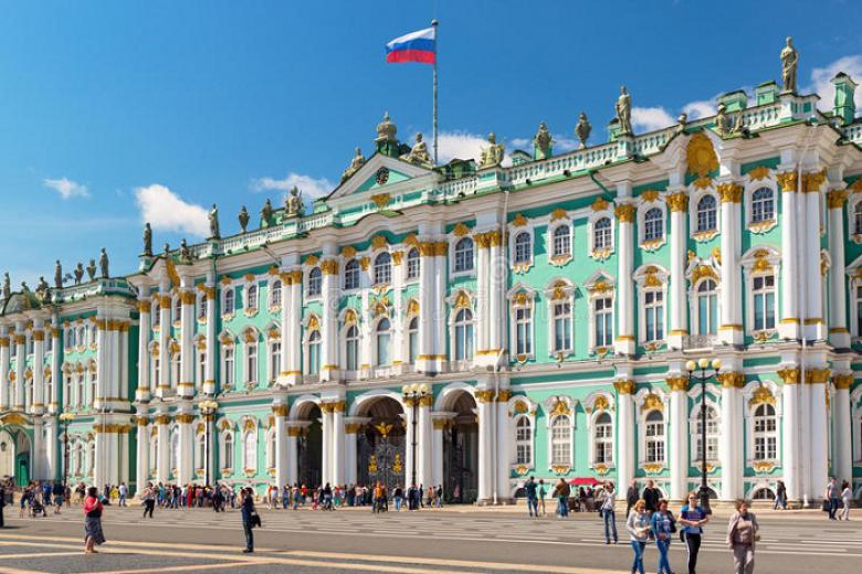 Đà Nẵng - Matxcova - St. Petersburg - Làng Volga 10N9Đ Bay Vietnam Airlines