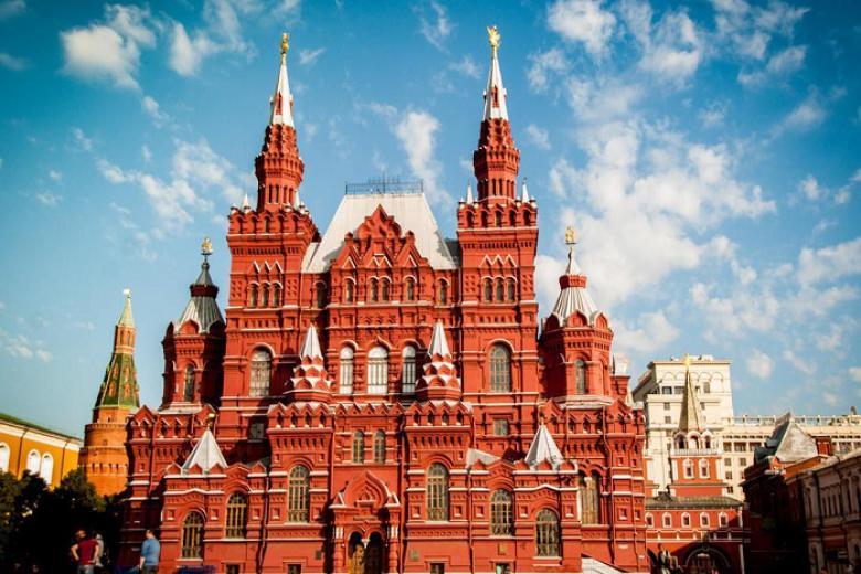 Cần Thơ - HCM - Moscow - Saint Peterburg 10 Ngày 9 Đêm Bay VN