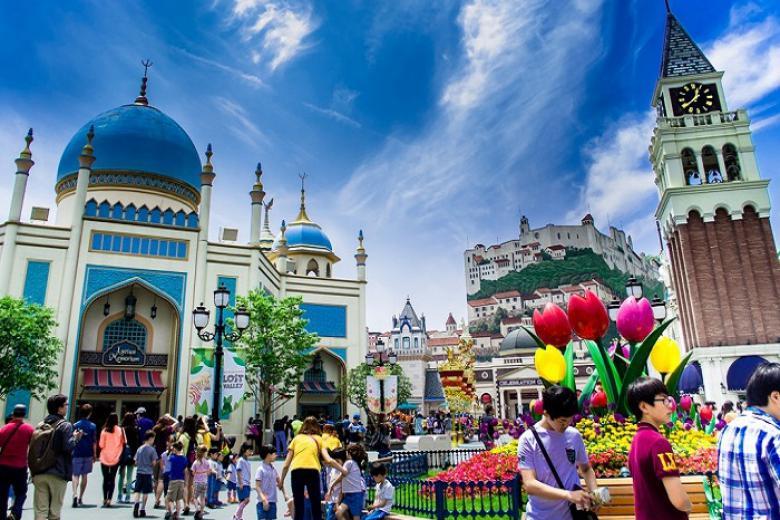 Nha Trang - Seoul - Nami - Eveland 5N Bay VJ