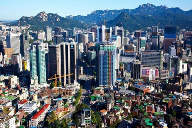 Đà Lạt - Seoul - Nami - Eveland 5N4Đ Bay VJ