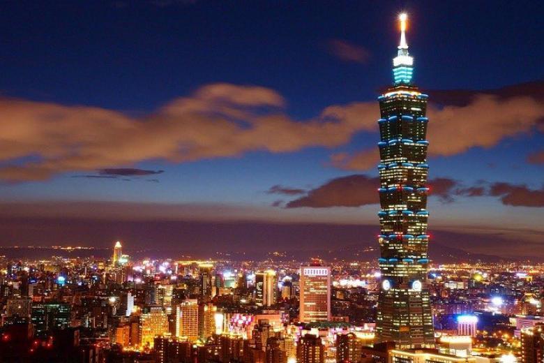 Toà Tháp Taipei 101