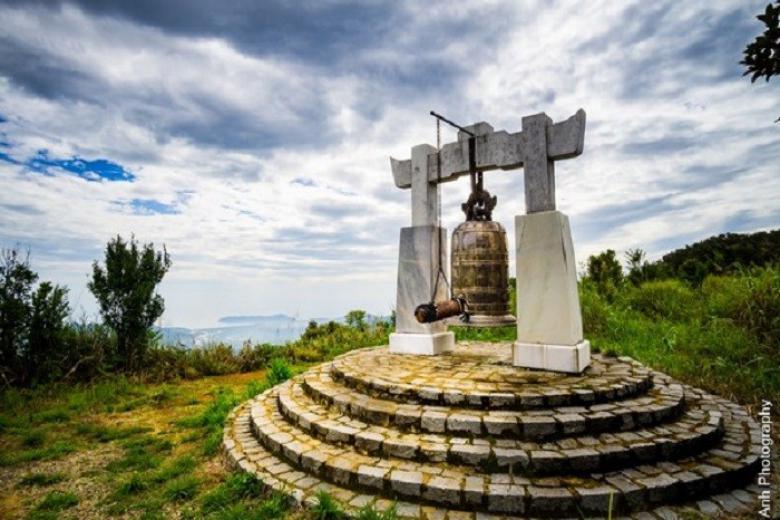 Tiếng chuông linh thiêng ở vườn quốc gia Bạch Mã