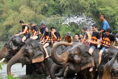 Hà Nội - Thiên Đường Phuket - Đảo Phi Phi - Vịnh PhangNga/City Tour 4N4Đ