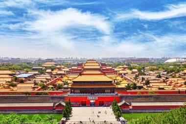 Hà Nội - Bắc Kinh - Thượng Hải 5N4Đ, bay VN
