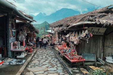 Hà Nội - Mai Châu - Mộc Châu - Điện Biên - Lai Châu - Sapa 5N4Đ