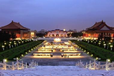 HCM - Đào Viên - Đài Bắc - Đài Trung - Nam Đầu - Cao Hùng 5N4Đ Bay Vietnam Airlines
