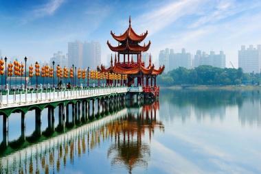 Hà Nội - Đài Bắc - Nam Đầu - Cao Hùng - Đài Trung 5N4Đ