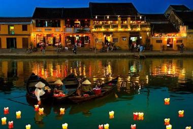 Hà Nội - Đà Nẵng - Cù Lao Chàm/Galina – Bà Nà - Hội An 4N3Đ Trọn Gói + Bay Vietjet Air