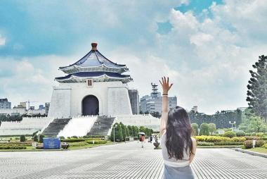Hà Nội - Đài Bắc - Đài Trung - Nam Đầu - Cao Hùng 5N4Đ Bay China Airlines