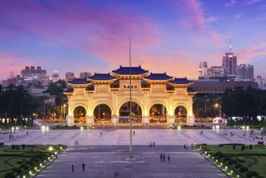 Hà Nội - Đài Trung - Nam Đầu - Cao Hùng - Đài Bắc 5N4Đ Bay China Airlines