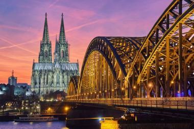 Hà Nội - Đức - Hà Lan - Bỉ - Pháp 9N8Đ Lễ Hội Hoa Keukenhof
