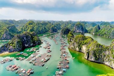 Hà Nội - Cát Bà - Đảo Khỉ 2N1Đ