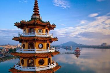 Hà Nội - Đài Bắc - Đài Trung - Nam Đầu - Cao Hùng 5N4Đ Bay China Airlines Lễ 30/04