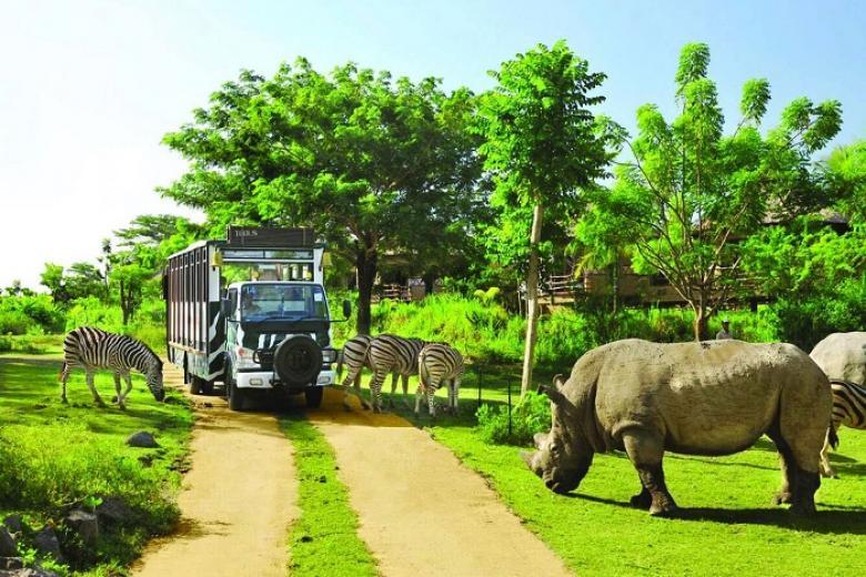 Safariworld Phú Quốc