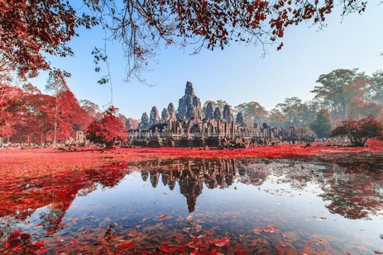 Hà Nội - Siem Riep - Phnom Penh 4N3Đ, Bay Vietjet KS 3-4*