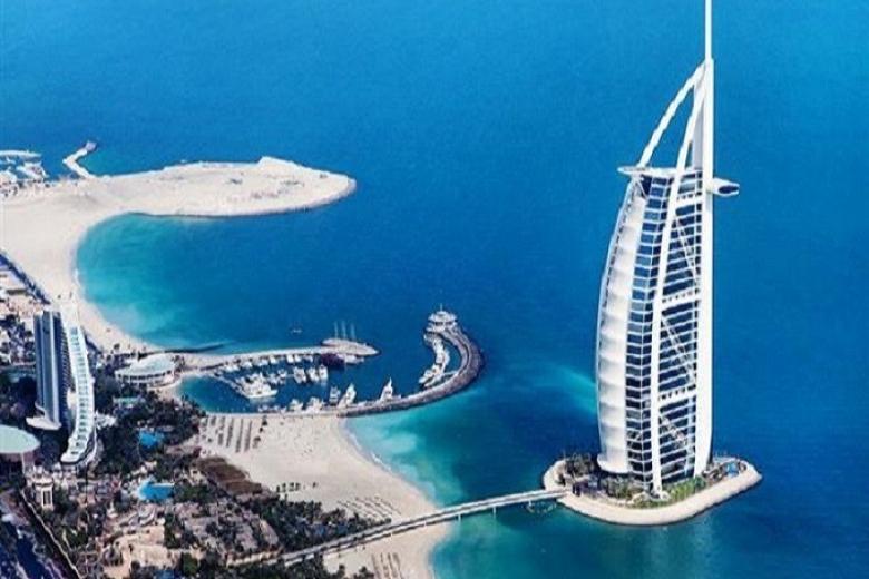 Khách sạn 7* Dubai