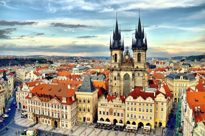 HCM - Pháp - Đức - Áo - Hungary - Séc 9N8Đ