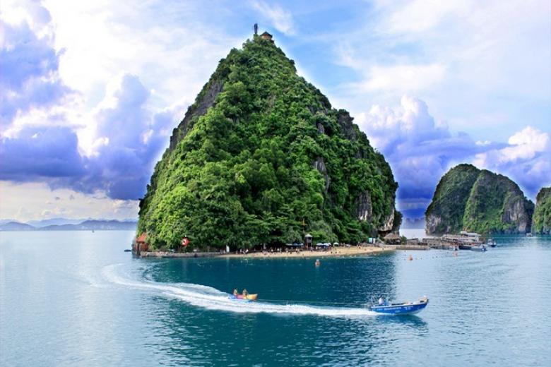đảo titop
