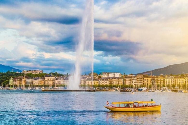Geneva Thụy Sĩ