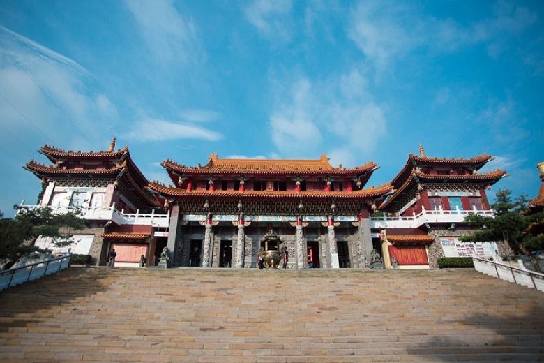 Hà Nội - Nam Đầu - Cao Hùng - Đài Trung 5N4Đ Bay China Airlines