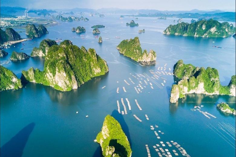 HN - Cát Bà - Hạ Long - Lan Hạ 2N1Đ - Ngủ đêm trên vịnh