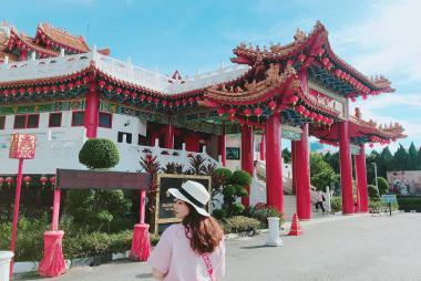 Nha Trang - HCM - Singapore - Malaysia 4N3Đ + KS 3, 4*