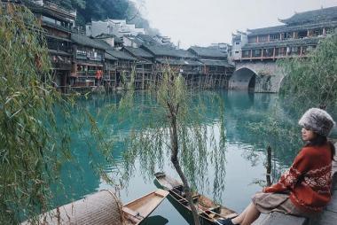 Quảng Ninh - Hà Nội - Trương Gia Giới - Phù Dung Trấn - Phượng Hoàng Cổ Trấn 6N5Đ, Đi Tàu + KS 4*