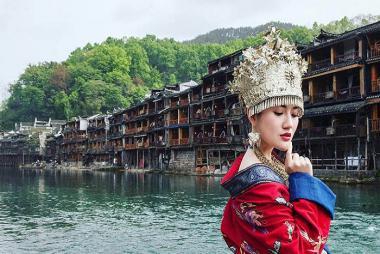 Quảng Ninh - Hà Nội - Trương Gia Giới - Phượng Hoàng Cổ Trấn 6N5Đ, Bay Vietjet Air + KS 4*